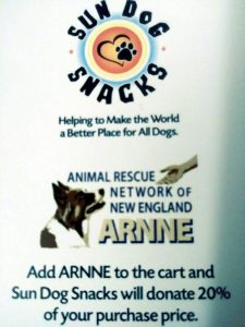 Buy Sundog Snacks to Help ARNNE!